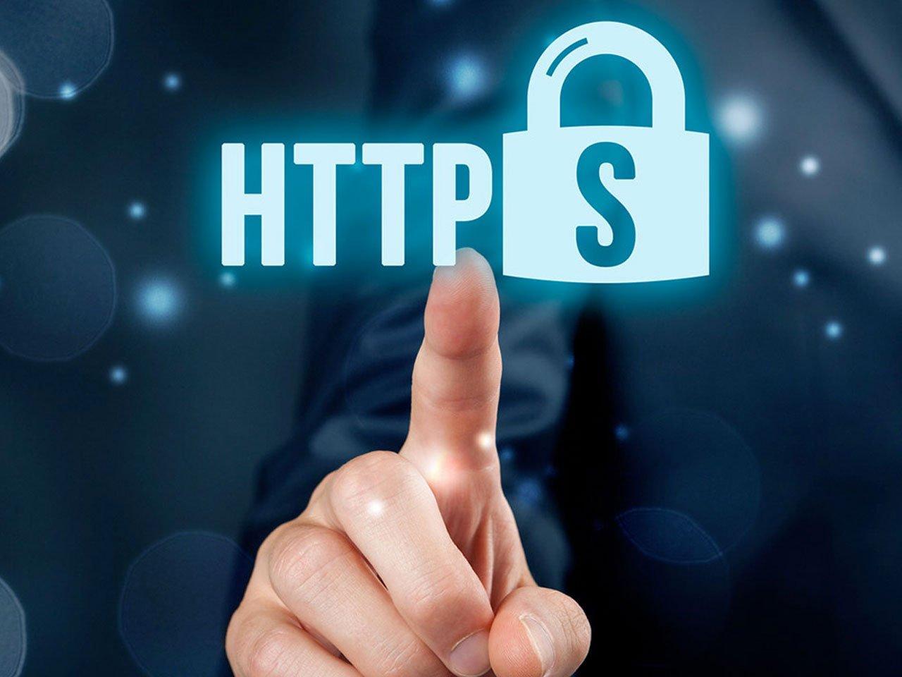 Sicurezza siti https